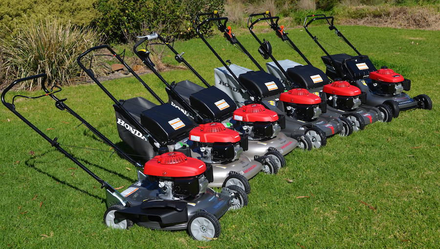 how to start a honda lawn mower easy start